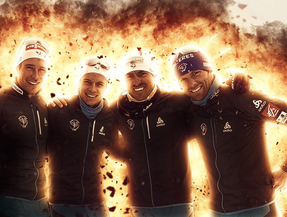 Equipe de France de ski de fond