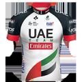 UAE TEAM EMIRATES (EAU)