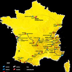 Le parcours-du-ttour-de-France-2020